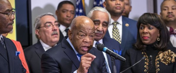 John Lewis 'Presided Over The Destruction Of Black America'