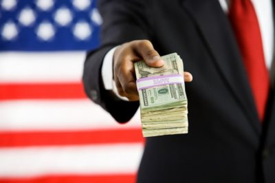 Black Political Money - The Gantt Report