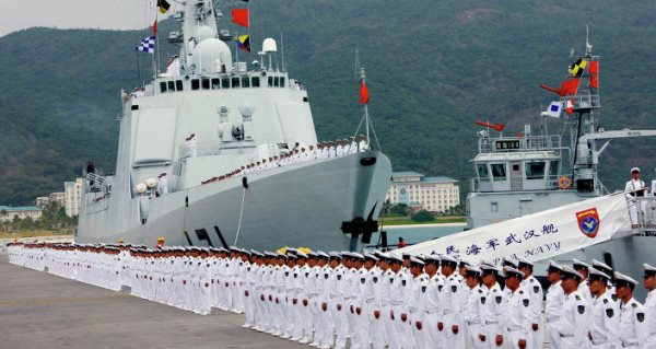 Djibouti: China To Begin Construction On Its First Navy Base In Africa