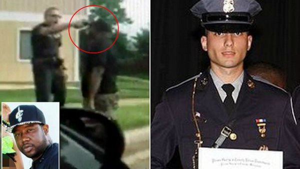 Thug Cop Sentenced To Five Years For Shoving Gun In Man's Mouth, Believes He's The Victim
