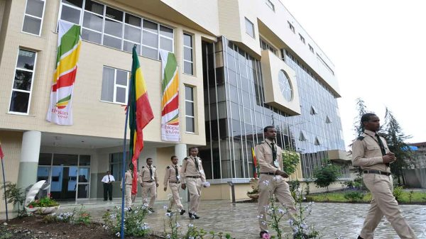 Ethiopian Airlines Launch Africa's largest Aviation Academy