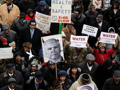 Systematic Racism Caused Flint Water Crisis - Report