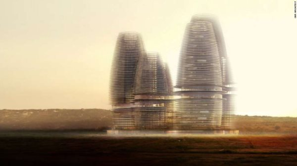 Age Of The African Skyscraper Is Here – Race To Be Top In The Continent Heats Up
