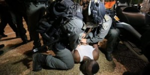 Israeli Govt Refuse To Charge Cops Who Assaulted Ethiopian Jew