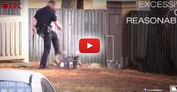 Police Brutality So Common, A News Crew Just Happened To Catch Brutal Arrest On Camera