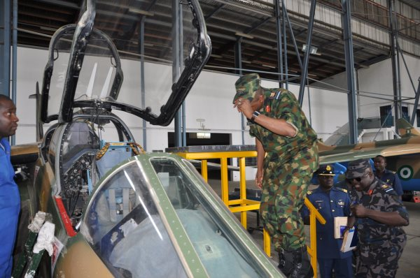 Innoson Motors Now Producing Parts For Nigerian Fighter Jets- NAF