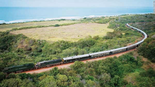Take A Tour On Africa's Answer To The Orient Express