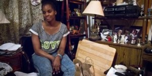 After Years In Solitary Confinement, Candie Hailey Struggles To Carry On