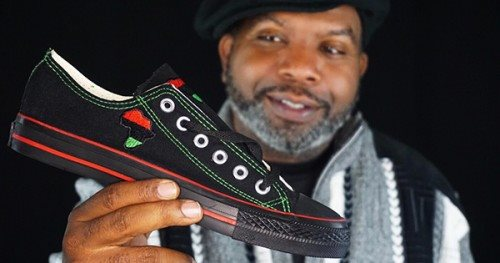 History Being Made By Atlanta-Based Sneaker Company