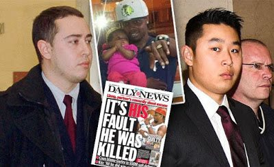 "Gurley Family Condemn Brooklyn DA For ""No Prison"" Bid For Killer Cop Peter Liang"