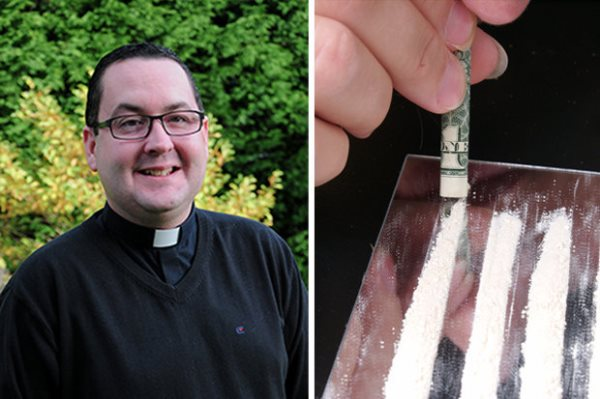 Catholic Priest Caught Snorting Cocaine In Room Filled With Nazi Memorabilia