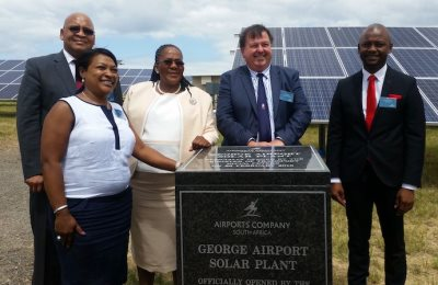 South Africa Just Opened Africa's First Solar-Powered Airport