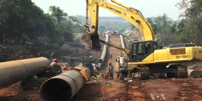 Kenya Finalises Agreement For Crude Oil Pipeline