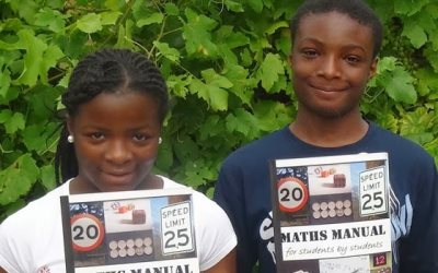 15 Year-Old Twins Born to Nigerian Parents Offered 60 Top Schools After Breaking UK Exam Records
