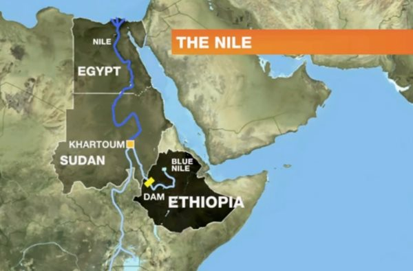 The Renaissance Dam In Ethiopia And A Similar Turkish Case