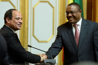 Will Drought Fuel Water Conflict Between Egypt And Ethiopia?
