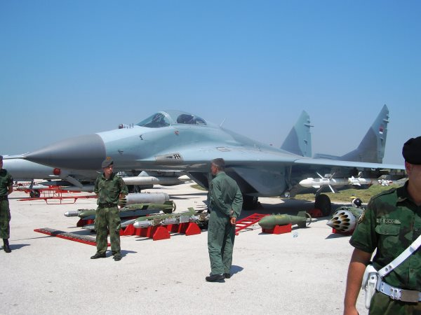 Egypt Buys 50 MiG-29s From Russia
