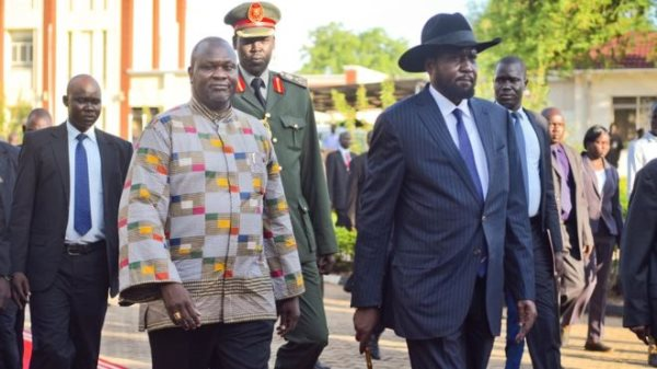 South Sudan: Traitor Riek Machar Returns To Juba
