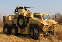 Nigeria To Start Manufacturing Armoured Personnel Carriers By Year-End