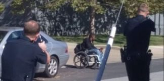 No Charges For White Cops Who Executed Man In Wheelchair On Video