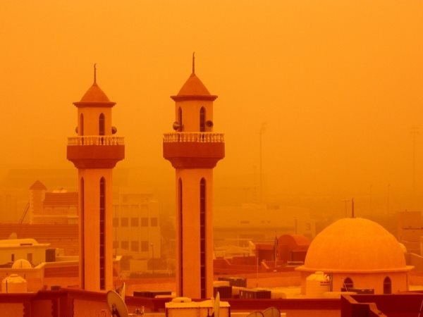 Climate Change To Drive Exodus From Middle East And North Africa?