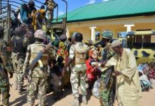 Nigeria Army Frees 400 Hostages From Boko Haram Terrorists