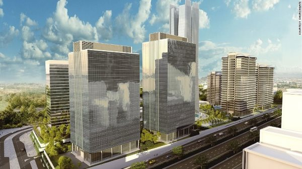 Nigeria Gets New World Trade Center