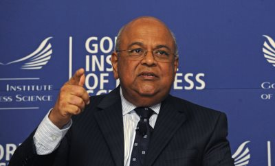 South Africa's Indian Finance Minister On The Verge Of Being Charged With Espionage?