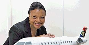 Meet Siza Mzimela From South Africa, The First Black Woman In History To Own An Airline Business