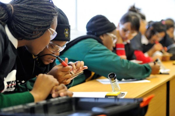 Schoolgirls To Help Build South Africa's First Private Satellite