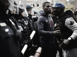 State Terrorism Forcing Black Men Out Of Society