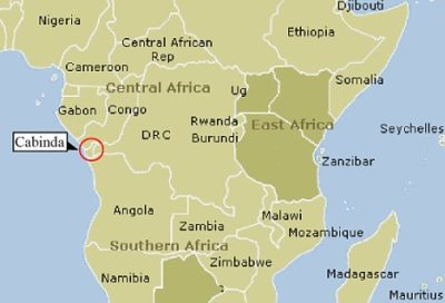 Cabinda: The Tiny Oil-Rich Corner Of Africa Everyone Is Fighting Over