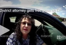 Drunk District Attorney Nearly Kills Multiple Motorists – Cops Change Her Tire, Let Her Drive Away!