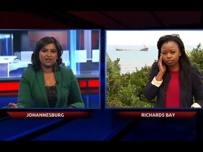 South African Journalist Nontobeko Sibisi Pulled Off Air For Dressing Too African
