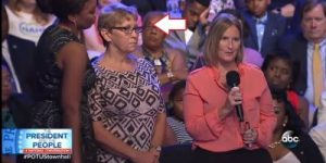 Eric Garner's Daughter Says ABC News Silenced Her During Town Hall Meeting With Obama