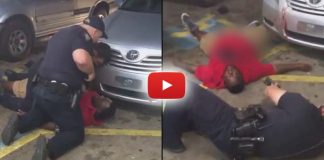 Graphic Video Shows The Moment Alton Sterling Is Held Down And Executed