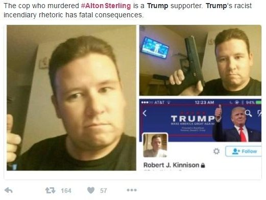 Alton Sterling—One More Black Man Murdered By White Cops