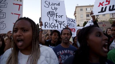 Ethiopian Jews Arrested For Protesting Racism In Israel