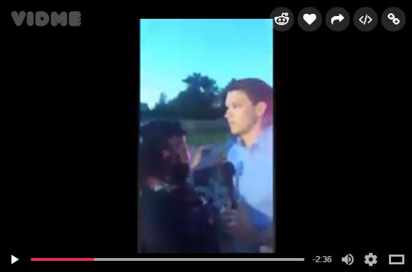 Racists Call For The Murder Of Blacks After Fox Reporter Makes Hit Piece On Protesters