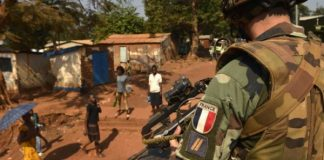No Charges For French Soldiers Who Raped African Children