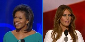 Word For Word: Melania Trump Echoes Michelle Obama's 2008 Convention Speech