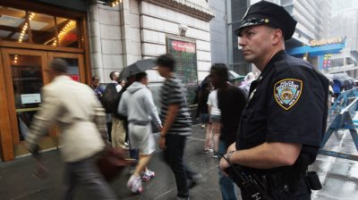 Leaked Recording Catches NYPD Pressuring Cop To Arrest More Black Men