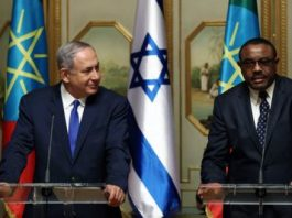 Israel To Support Ethiopia In Developing Water Resources: Netanyahu