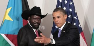 Obama to send 200 US troops to South Sudan