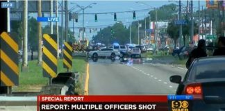 3 Officers Dead 3 Hospitalized In Baton Rouge Shooting