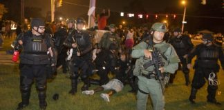 FBI Greenlights Paramilitary Crackdown On Black Anti-Racist Protesters