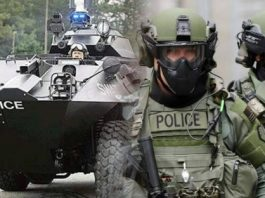 Who Will Protect Americans From A Dangerously Militarized Police Forces?