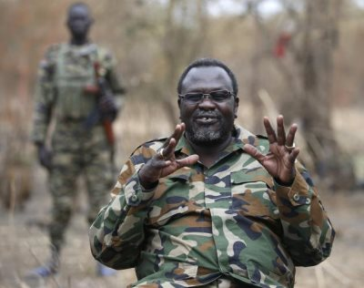 Why Is America Trying To Overthrow South Sudan's Government