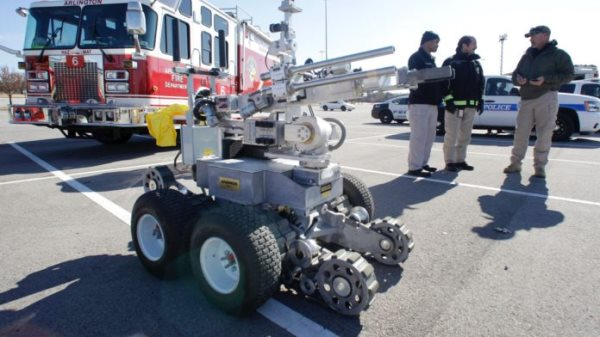 American Nightmare – A New Era Of Robotic Killer Cop Machines