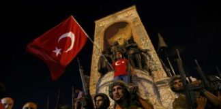 Unstable Europe: Turkish Military Attempts To Overthrow Government